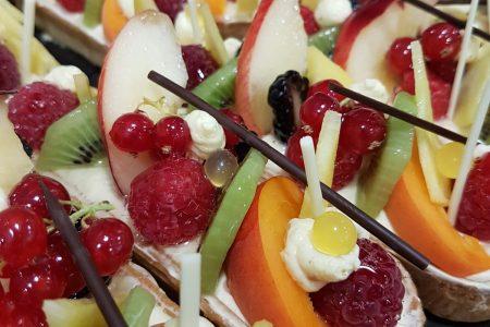 Tartelettes multi-fruits